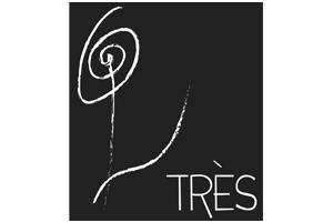 tres logo partner