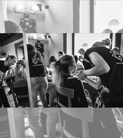 Accademia di Trucco Professionale Roma corsi master corso trucco permanente art make up cinema ciglia sopracciglia masters consulenza immagine eventi