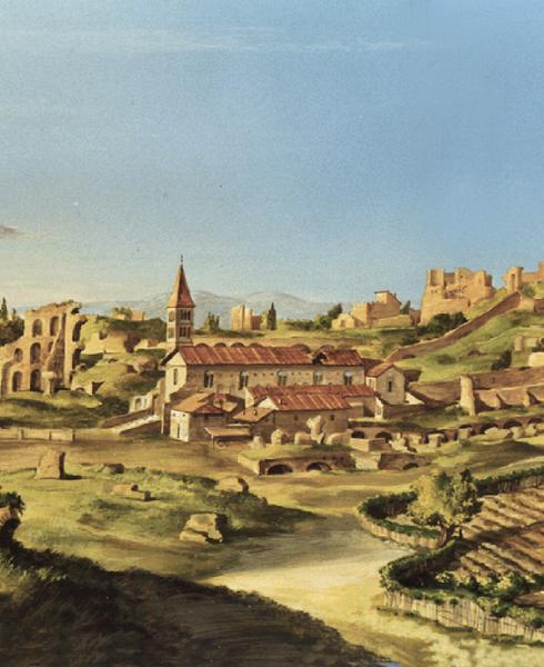 Roberto Taito Disegno tecnico Corsi Regionali pittura rinascimentale