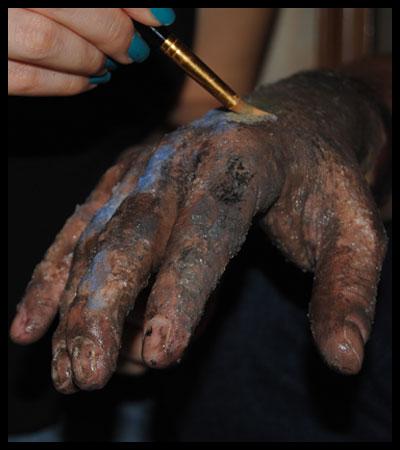 Accademia di Trucco Professionale Roma corsi master corso laminazione ciglia arabic make up contouring avanzato paramedicale disegno anatomico trucco sposa