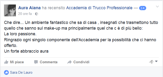 Accademia di Trucco Professionale Roma corsi master corso cinema make up professionale ricostruzione unghie face body painting consulenza di immagine beauty masters aura