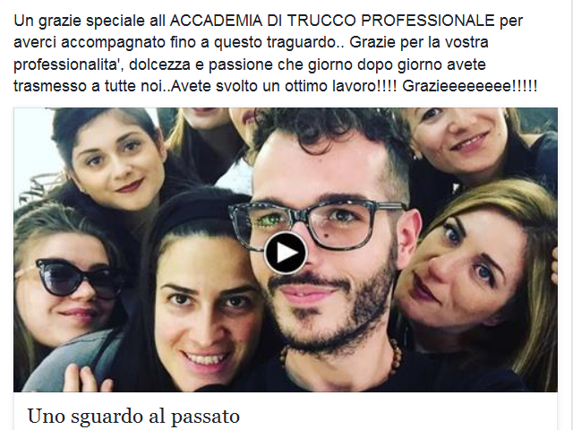 Accademia di Trucco Professionale Roma corsi master corso trucco permanente art make up cinema ciglia sopracciglia masters consulenza immagine Valentina Fabrizi