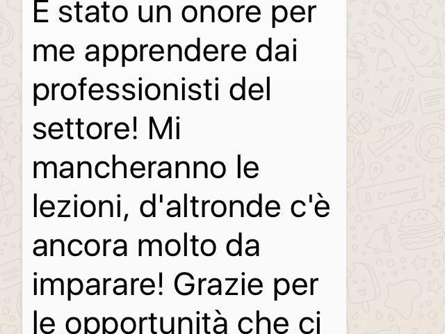 Accademia di Trucco Professionale Roma corsi master corso personal shopper ricostruzione unghie trucco sposa personal shopper barbe baffi Testimonianze 01