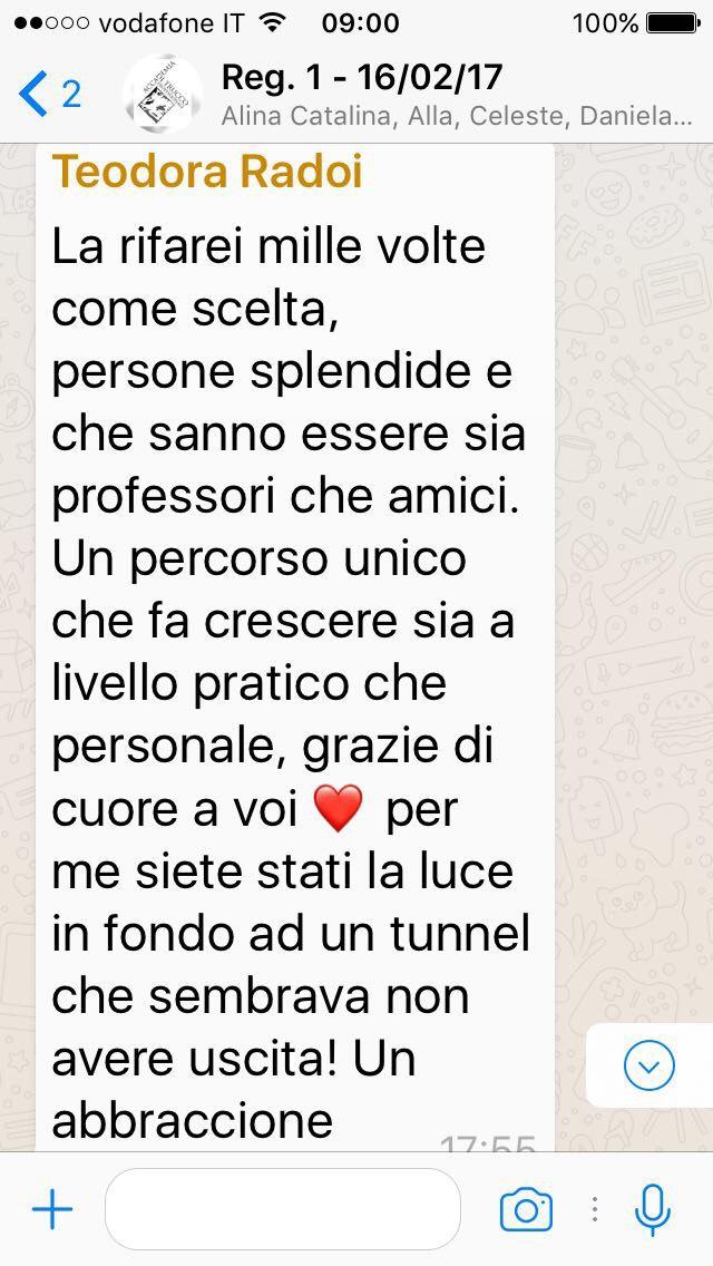 Accademia di Trucco Professionale Roma corsi master corso personal shopper ricostruzione unghie trucco sposa personal shopper barbe baffi Testimonianze 0