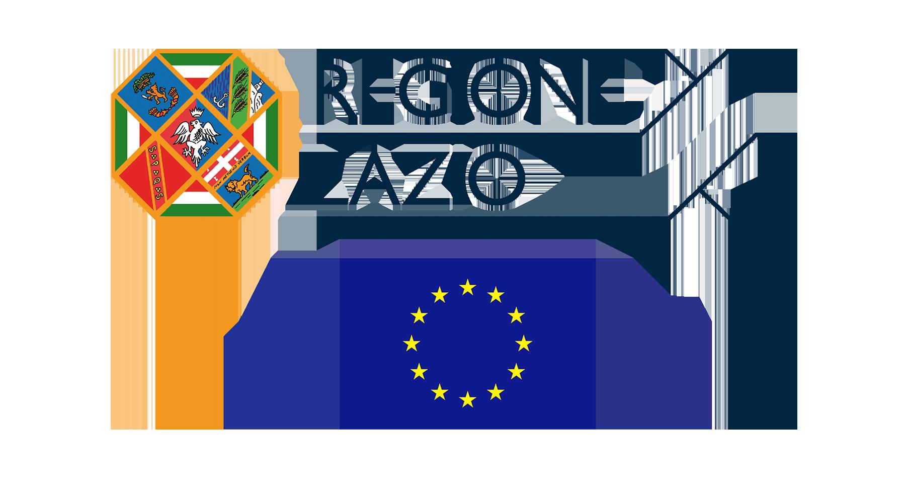 Accademia di Trucco Professionale Roma Logo Regione Lazio Unione Europea 2