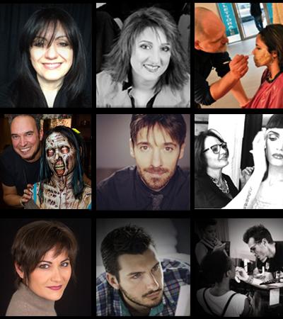 Tutti i Docenti dei Corsi Trucco Make Up Cinema Accademia di Trucco Professionale Roma bis