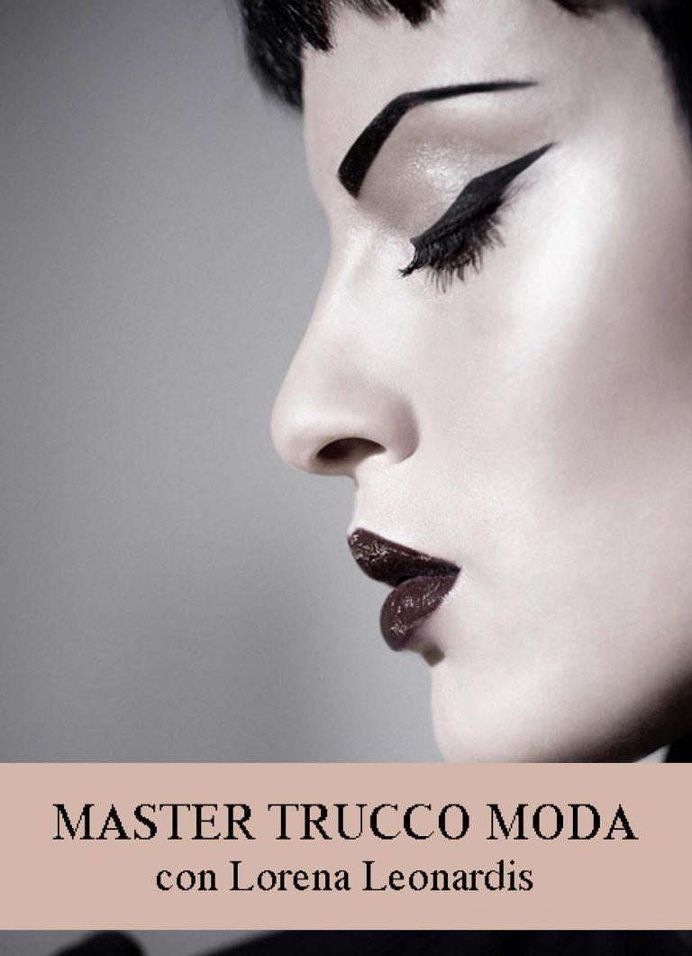 MASTERS di APPROFONDIMENTO di TRUCCO PROFESSIONALE - Master Moda Lorena Leonardis 3