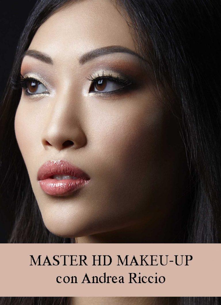 MASTERS di APPROFONDIMENTO di TRUCCO PROFESSIONALE - Master hd makeup 3